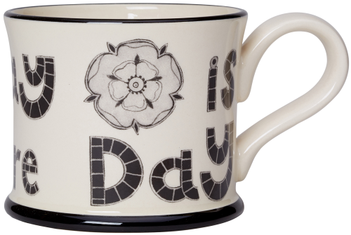 Every Day Is Yorkshire Day Mug