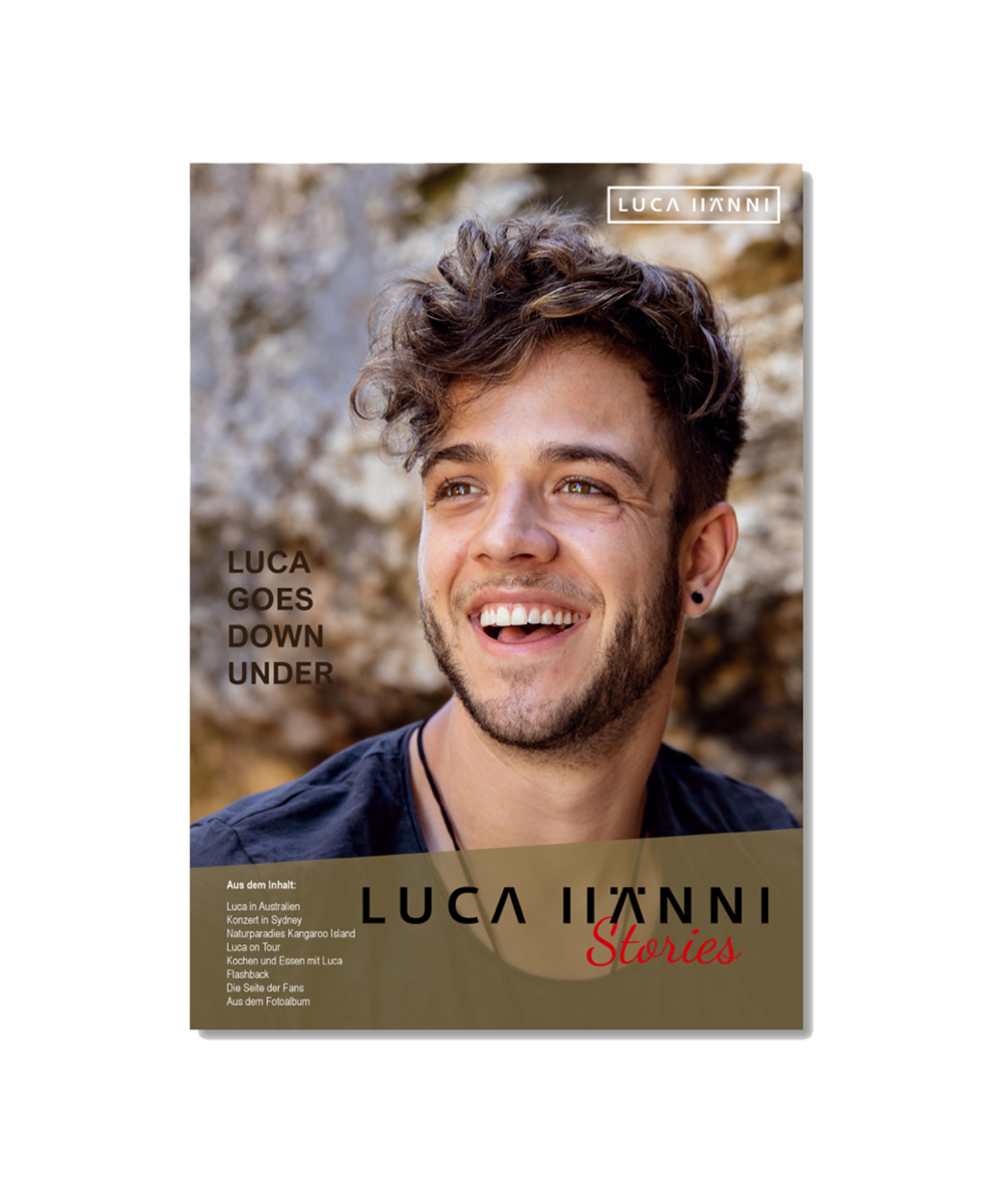 Luca Hänni Stories V01