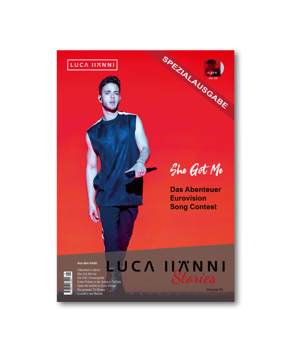 Luca Hänni Stories V03