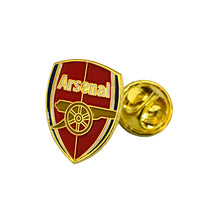 Load image into Gallery viewer, ARSENAL FC CLUB CREST PIN BADGE - GUNNERS CLUB CANON