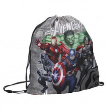 Load image into Gallery viewer, MARVEL AVENGERS DRAWSTRING BAG BACKPACK