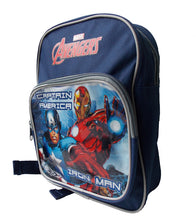 Load image into Gallery viewer, Avengers Marvel Captain America Backpack