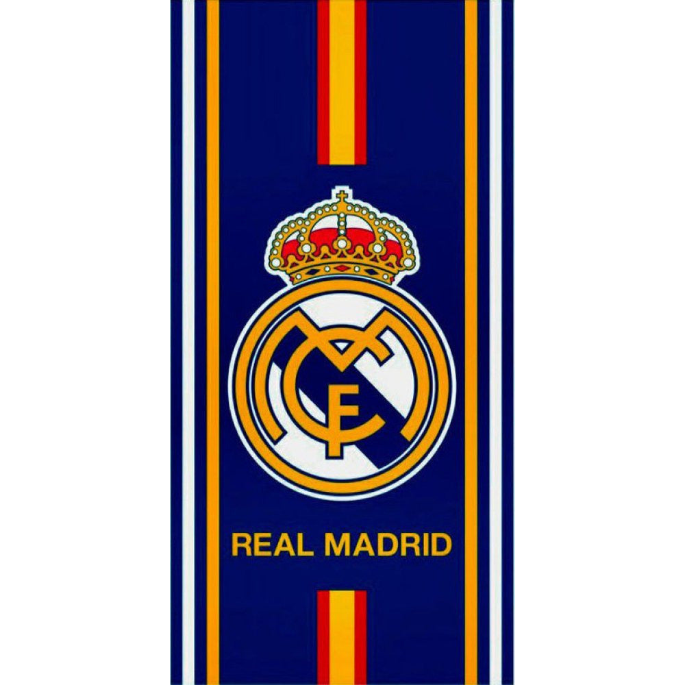 real-madrid-towel