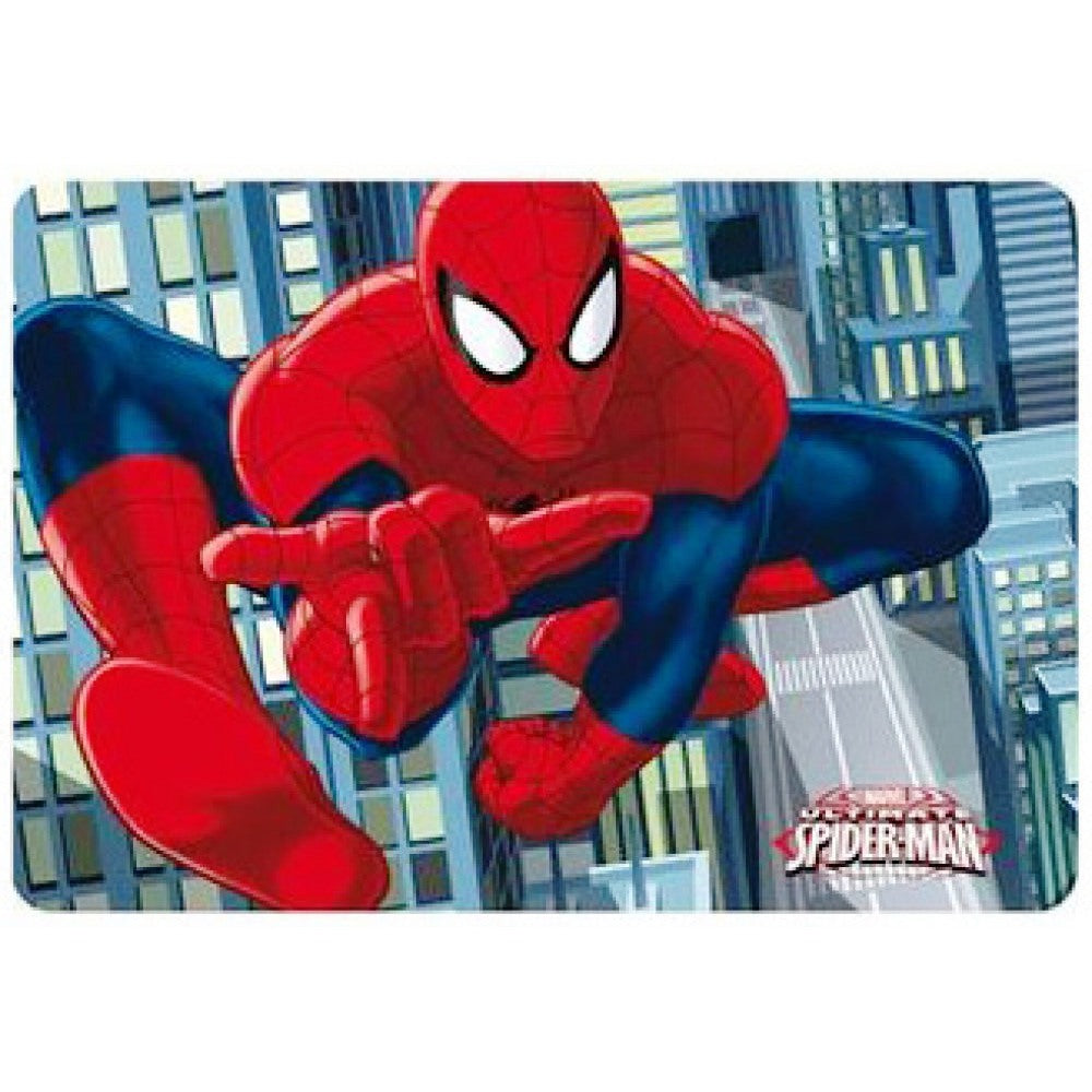 MARVEL ULTIMATE SPIDER-MAN 3D PLACE MAT