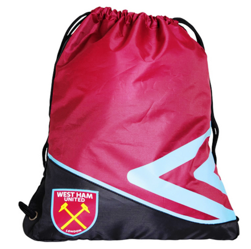 west ham sports bag