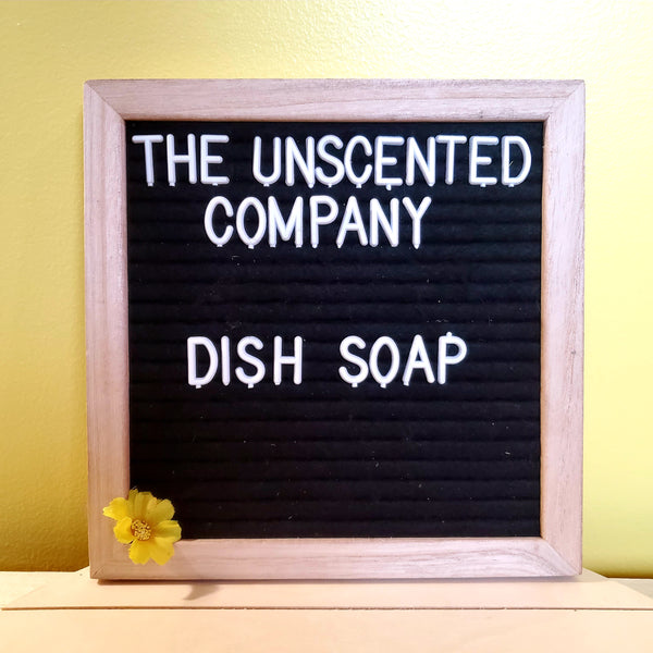 Dish Soap - Unscented