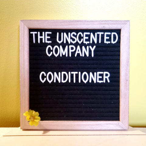 Conditioner - Unscented