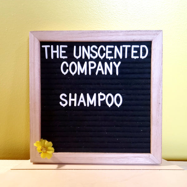 Shampoo - Unscented