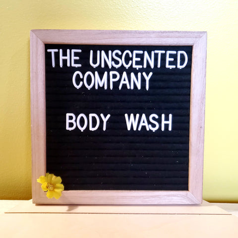 Body Soap - Unscented