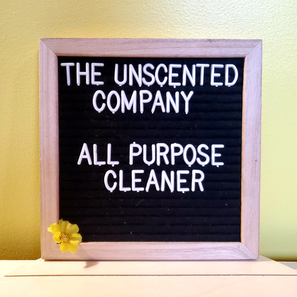 All Purpose Cleaner - Unscented