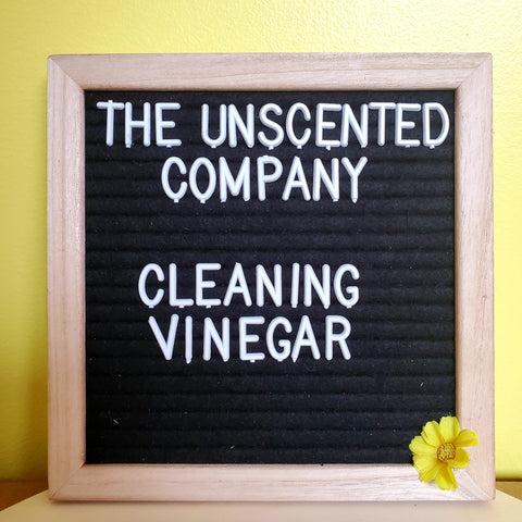 Cleaning Vinegar- The Unscented Company