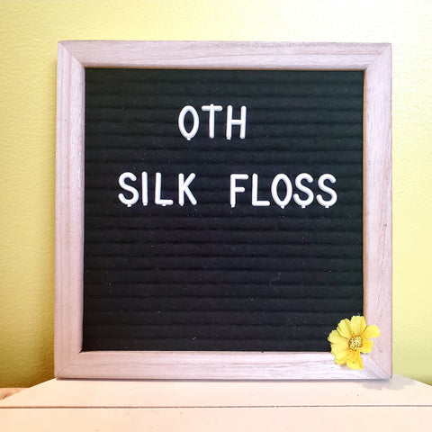 Silk Floss in Refillable Metal case