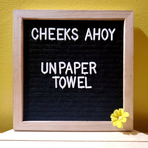 Unpaper Towel Double Ply