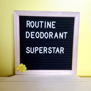 Superstar - All Natural Deodorant 2oz