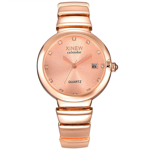 Ceas dama Xinew Nabucco rose gold