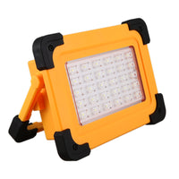 60W 3000LM Portable LED COB Work Light Solar Charge