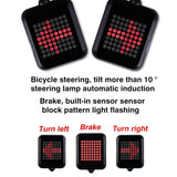 64 LED Bicycle Tail Light