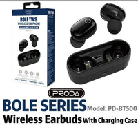 Proda Bole TWS Wireless Bluetooth Earphone PD-BT500 Bluetooth