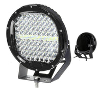 "9"" 370W / 7"" 290W LED Spotlight"