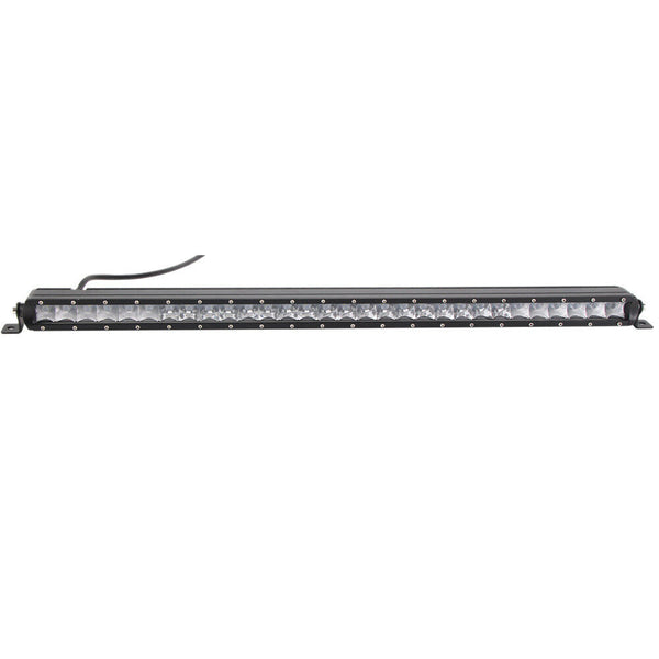 "30"" Slim Single Row LED Light bar"
