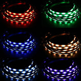 Exterior Underglow Lights RGB 5050 SMD LED - 12V