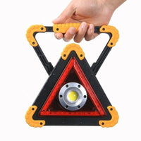 Triangular Work and Warning Light - Type 1