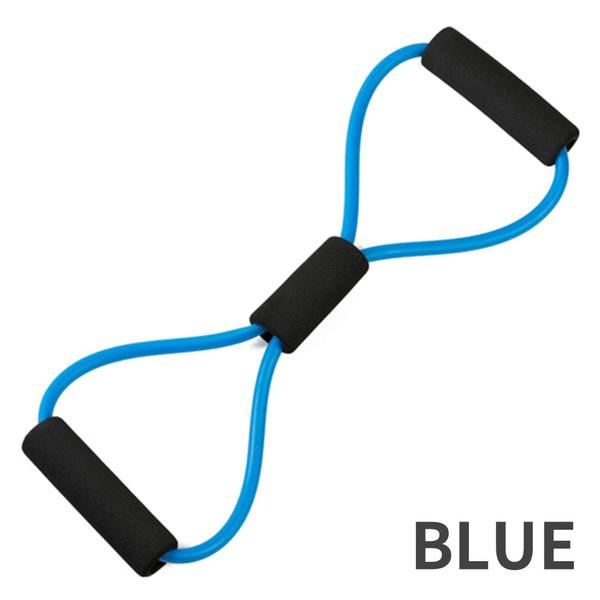 Resistance Band -Pull 8 Shaped Isports.dk