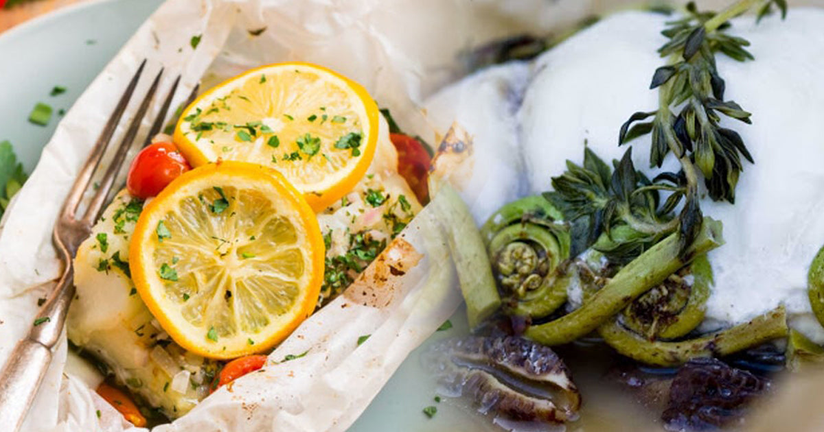 How To Cook 'En Papillote' for Everyday Meals