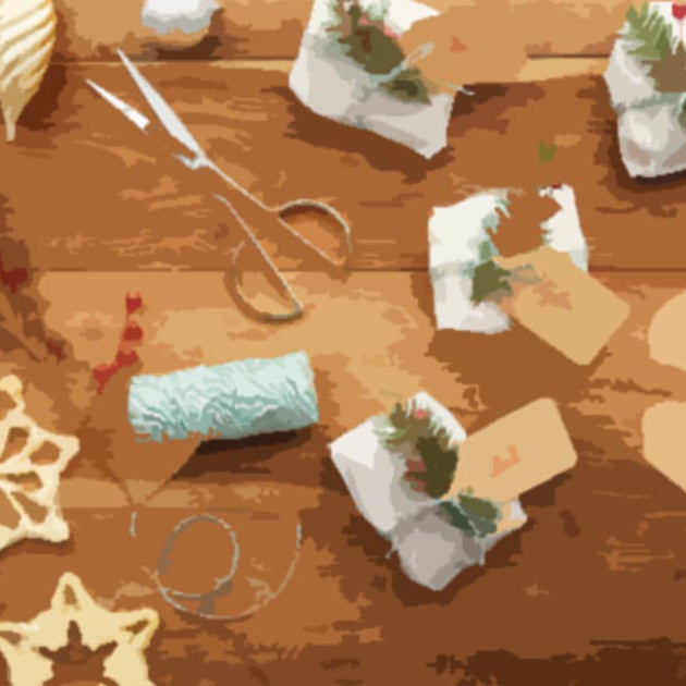 4 Fun Ways to Make the Holidays Bright with Parchment Paper