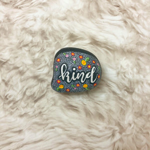 'Kind' Affirmation Stone - Livy Jules Designs