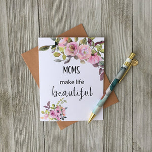 Moms Card - Loft Designs Canada