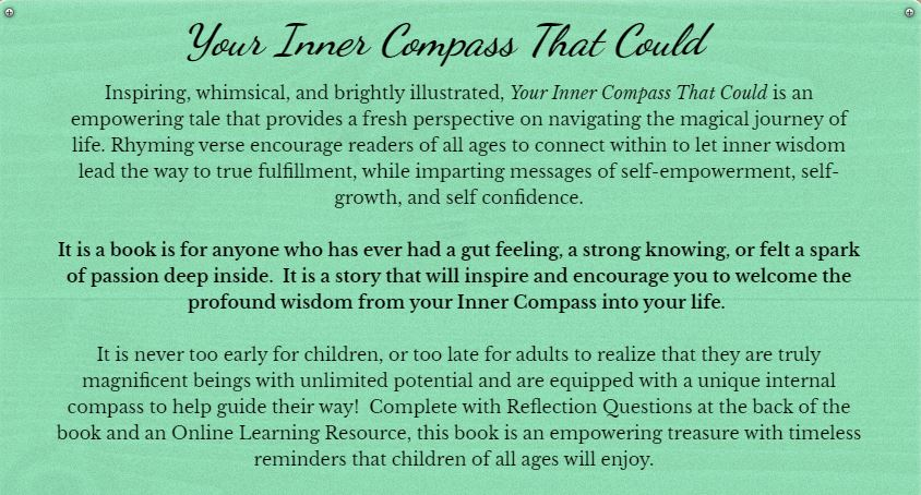 Your Inner Compass That Could - Inner Compass Books