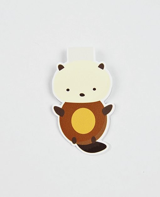 Otter - Magnetic Bookmark - IM Paper