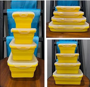 Yellow Container Set - Love Thy Planet
