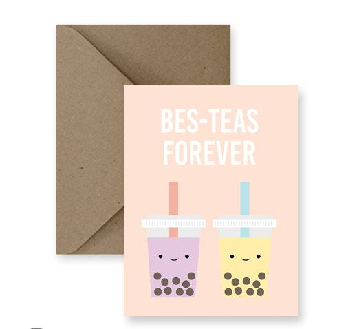 Bes-teas Forever Card - IM Paper
