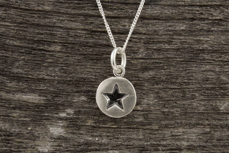 Mini Star Necklace - Mackenzie Jones
