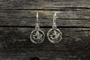 Oh Canada Roots Earrings - Mackenzie Jones