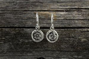 Wild Rose Roots Earrings - Mackenzie Jones