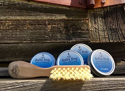 Beard Cream - Salty Dog Beard Company