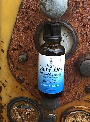 Beard Oil - Salty Dog Beard Company