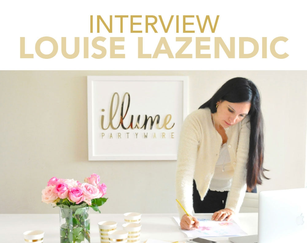 Interview Louise Lazendic