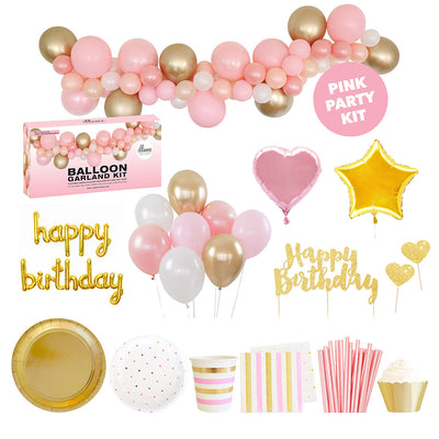 Pink Party Kit Large