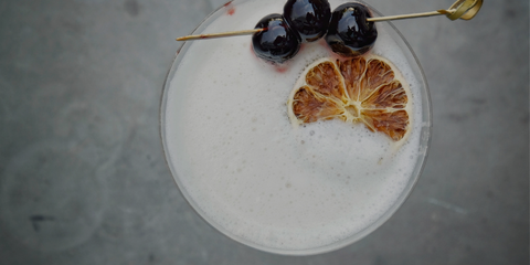Keto Whiskey Sour