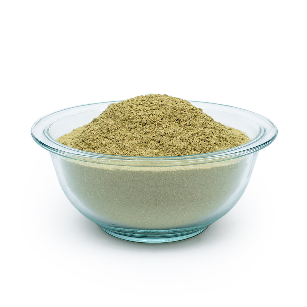 Brigham Tea Powder and Stems