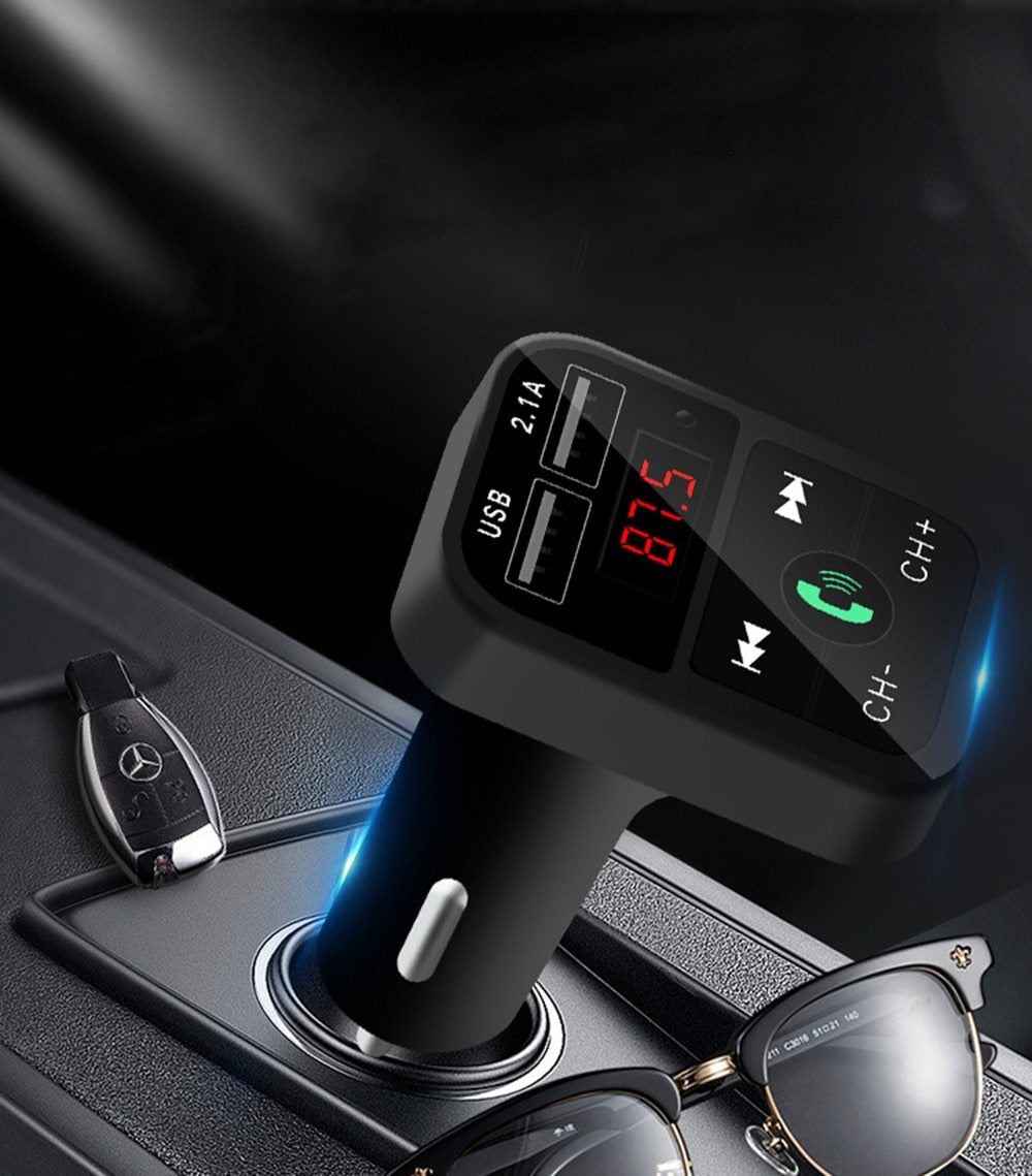 De auto kit handsfree bluetooth