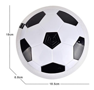 De air power hover voetbal