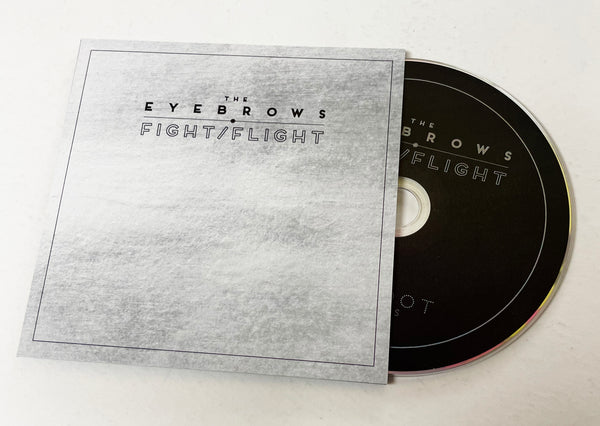 Limited Edition Fight/Flight CD - 100 only! Each has a unique number & signed by the band.