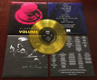 VOLUME - Limited Edition Yellow Vinyl