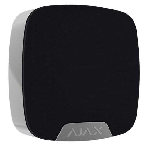 Sirena interna nera wireless AJAX