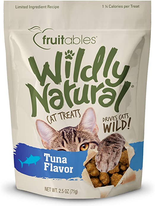 Wildly Natural® Tuna Cat Treats